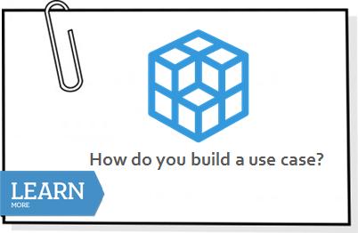 How do you build a use case?